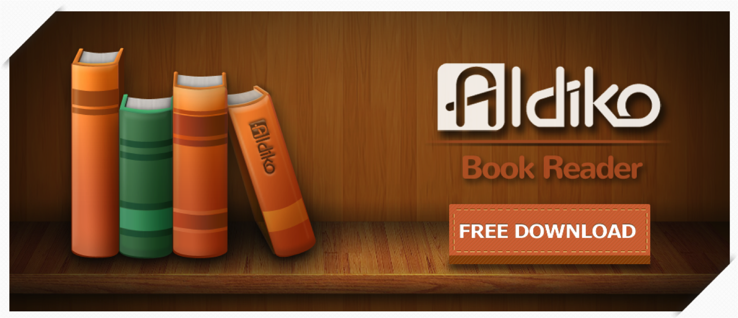 aldiko gratuit pour tablette