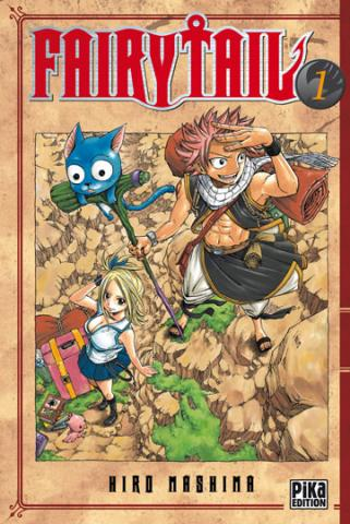 fairy tail t1
