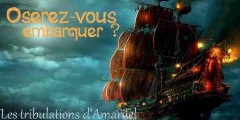 tribulations d'Amaruel